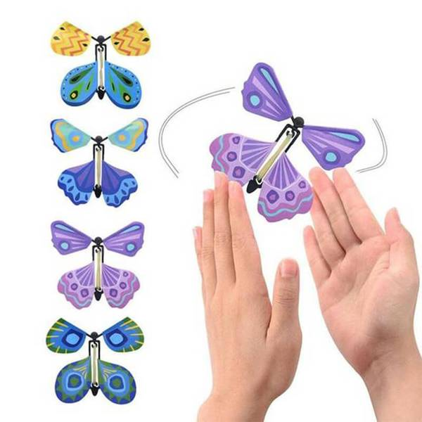 The Magic Butterfly(Color random3)