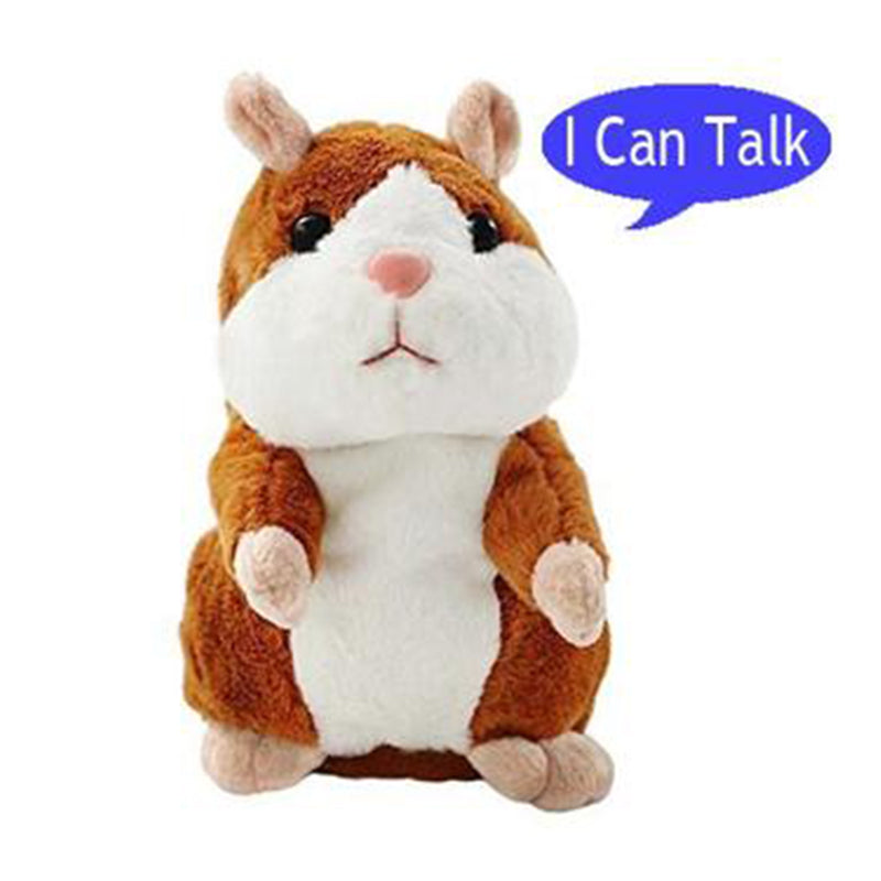 Magic Talking Hamster