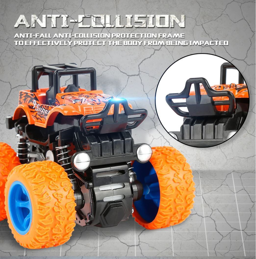 Four-Wheel-Drive off-Road Vehicle