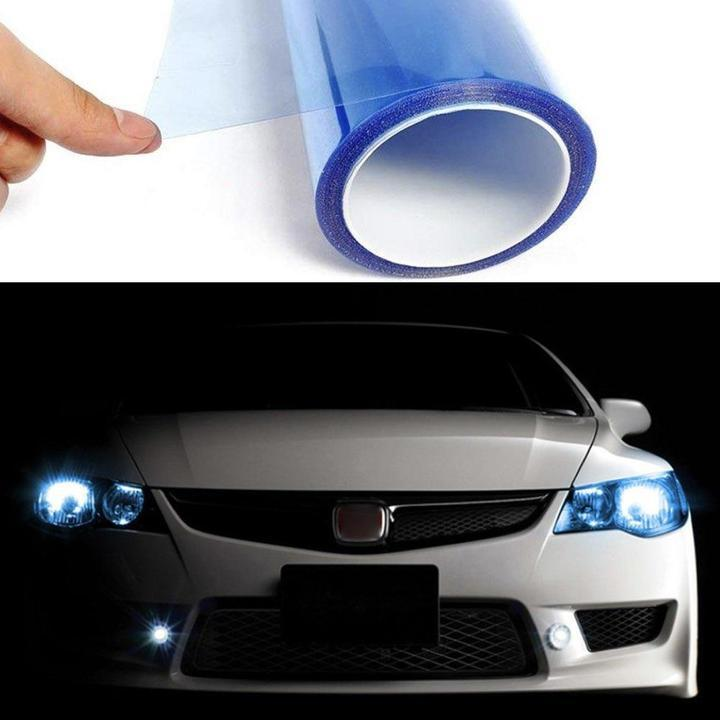 Headlight Film