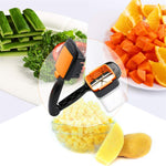 5 In 1 Safety Veggie Meals Cutter(Suitable for cutting soft)