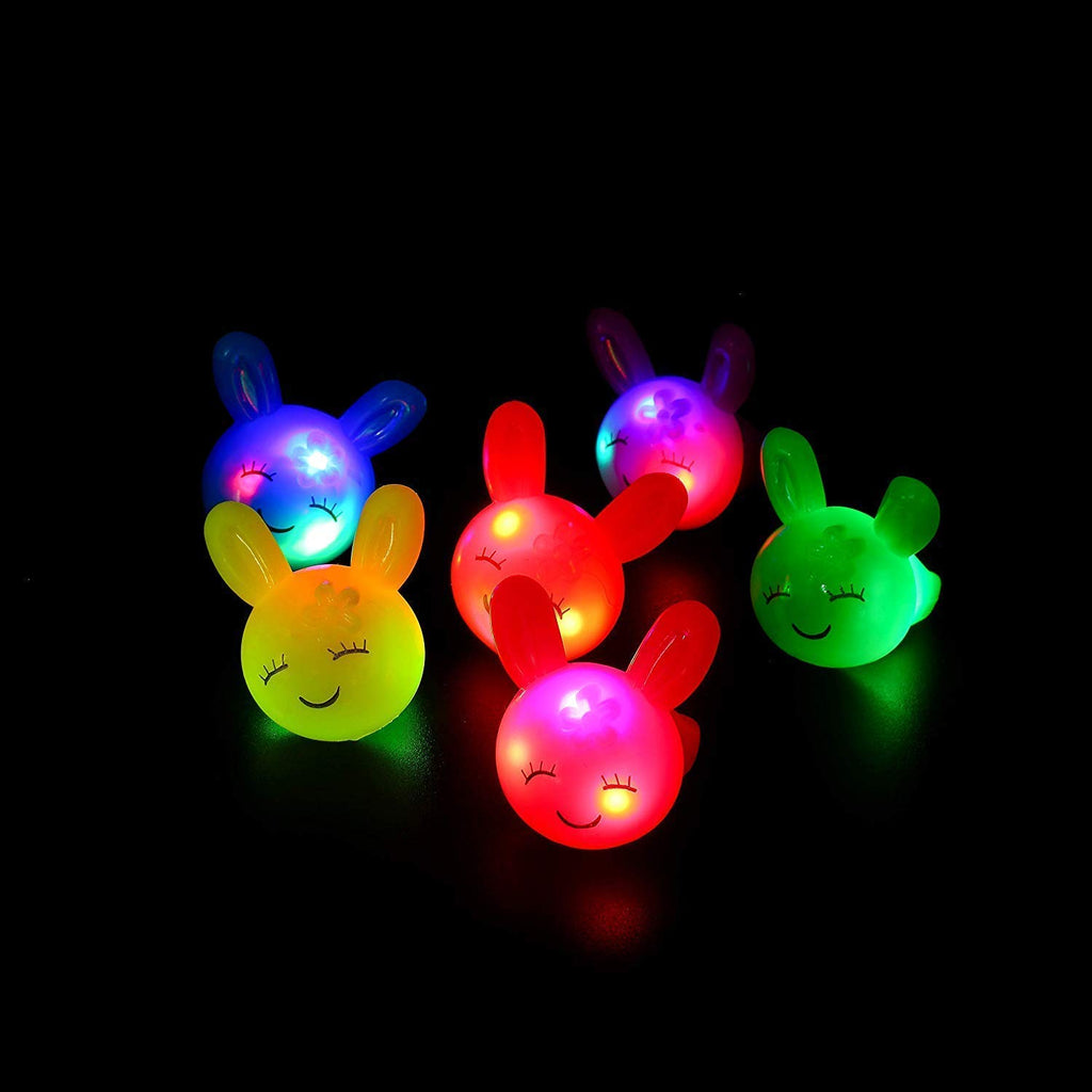 (36 PCS)Light up rings
