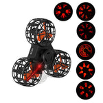 Tiny Drone Fidget Spinner Stress Relief Gift Flying Gyroscope Toy