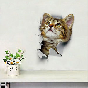3D PET STICKER