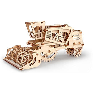 3-D Wooden Puzzle – Harvester