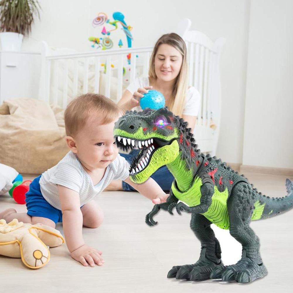Electric Walking Dinosaur Kids Toys