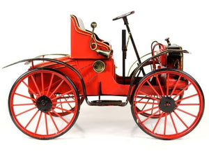 Handmade Antique Tin Model Car-1893 Benz Viktoria