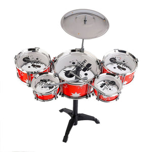 Today's special 60% OFF-Jazz Drum Set