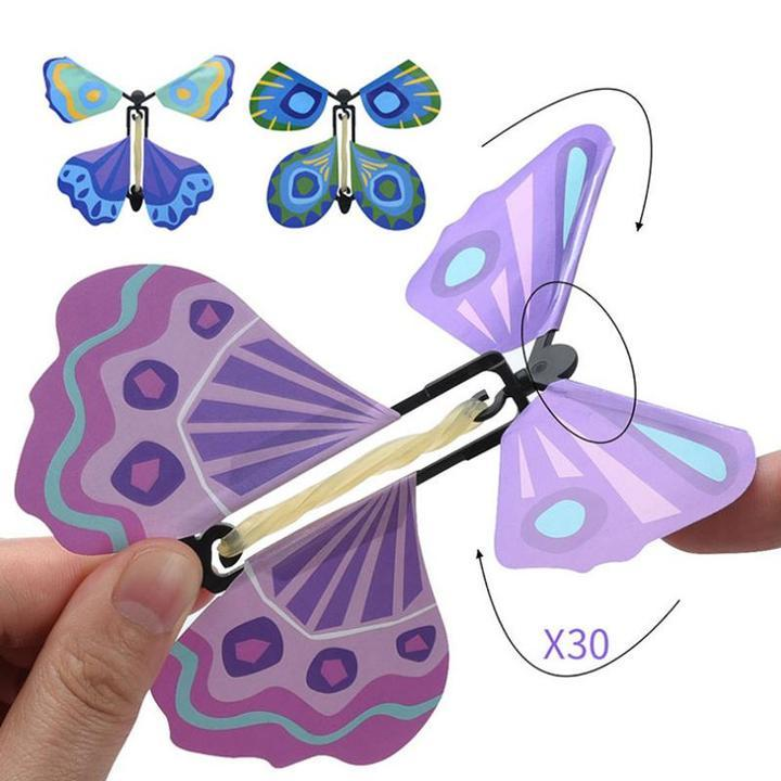 The Magic Butterfly(Color random2)