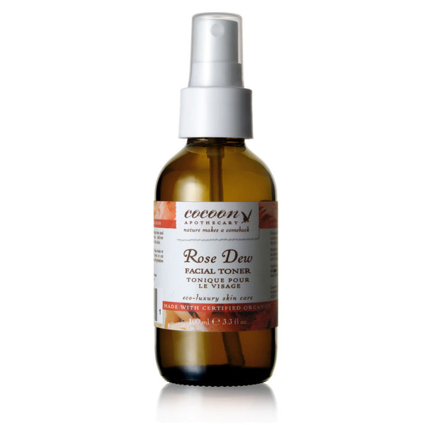 Rose Dew Facial Toner