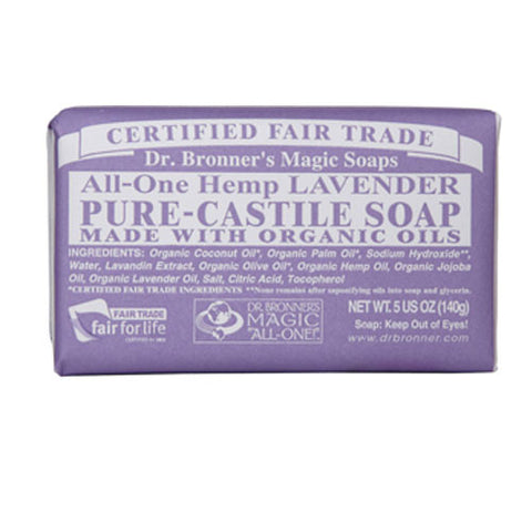 Dr. Bonner's Pure Castille Soap ~ Reg.  $4.59 ~ Sale price $2.75