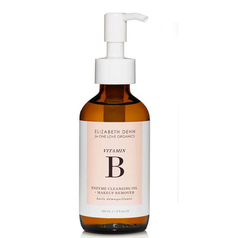 Vitamin B Active Moisture  Enzyme Cleansing Oil & Makeup Remover