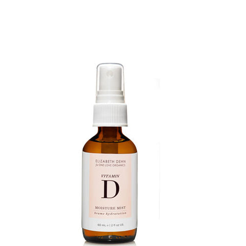 Elizabeth Dehn for One Love Organics ~ Vitamin D Moisture Mist