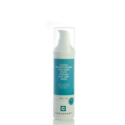Consonant Ultra Moisterizing Face Cream, for Dry Skin