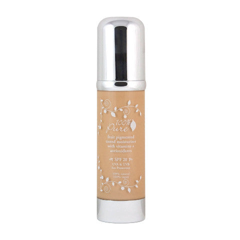 Spf Tinted Moisturizer 100 Pure Best Tinted