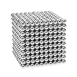 1000 pcs 5mm/3mm Magnetic Balls Rare-Earth Magnets Magnetic Stress and Anxiety Relief Office Desk Toys Novelty Adults Toy Gift