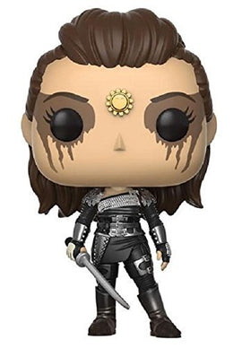 POP! TV #442 The 100 Lexa Vinyl Figure, With Eye Paint