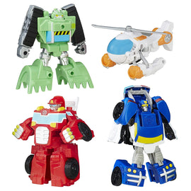 Camande Heroes Transformers Rescue Bots Griffin Rock Rescue Team
