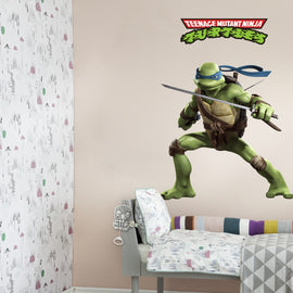 popular ninja turtles cartoon kids boys room funny decoration sticker home decor child nursery decal toy handsome gifts