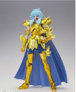 Special offer LC Model Saint Seiya Pisces Aphrodite Myth Cloth Gold pvc Action Figure toy doll Collectible gifts with metal foot