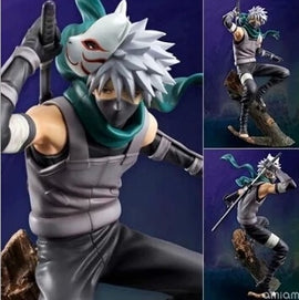 24cm Naruto Hatake Kakashi Action Figures Anime PVC Collection Figures toys