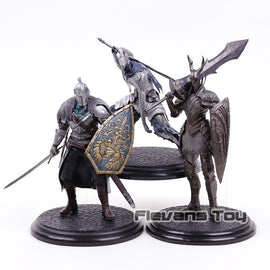 Camandetoy Hot Game Dark Souls Black Knight Faraam Knight  The Abysswalker PVC Statue Figure Collectible Model Toy