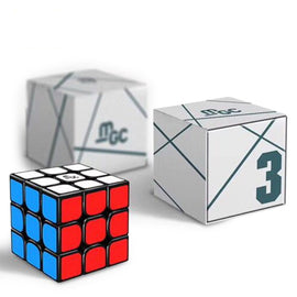 Magnetic Cube 3x3x3 MGC Magic Speed Cube 3x3 Puzzle Game Cubo Magico Championship By Magnets 3 by 3 Cube