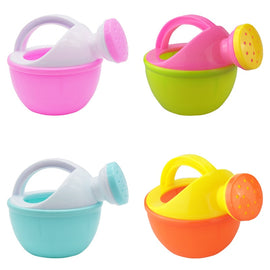 Baby Bath Toy Plastic Watering Can Watering Pot Beach Toy Play Sand Toy Gift for Kids