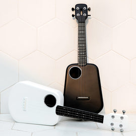 Xiaomi Youpin Ukulele Populele 2 LED Bluetooth USB Smart Ukulele APP Control Carbon String Toy Musical Instrument Learning Toys