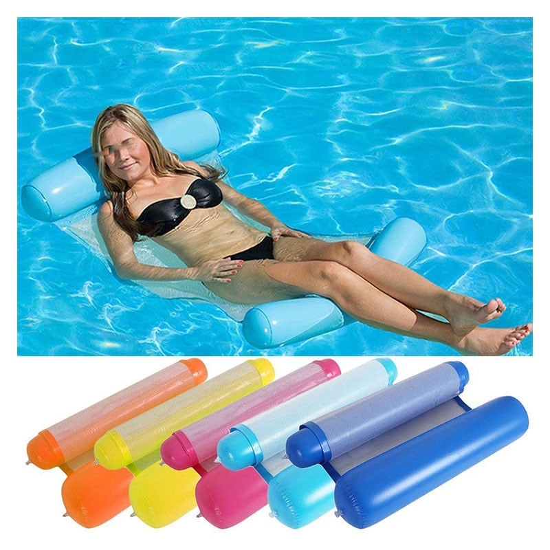 New Pool Floating Chair Swimming Pools Seats Amazing Floating Bed Chair  Noodle Chairs Summer toys
