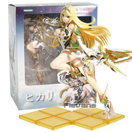 Camandetoy 2 Mythra Hikari PVC Beautiful Lady Figure Collectible Model Toy