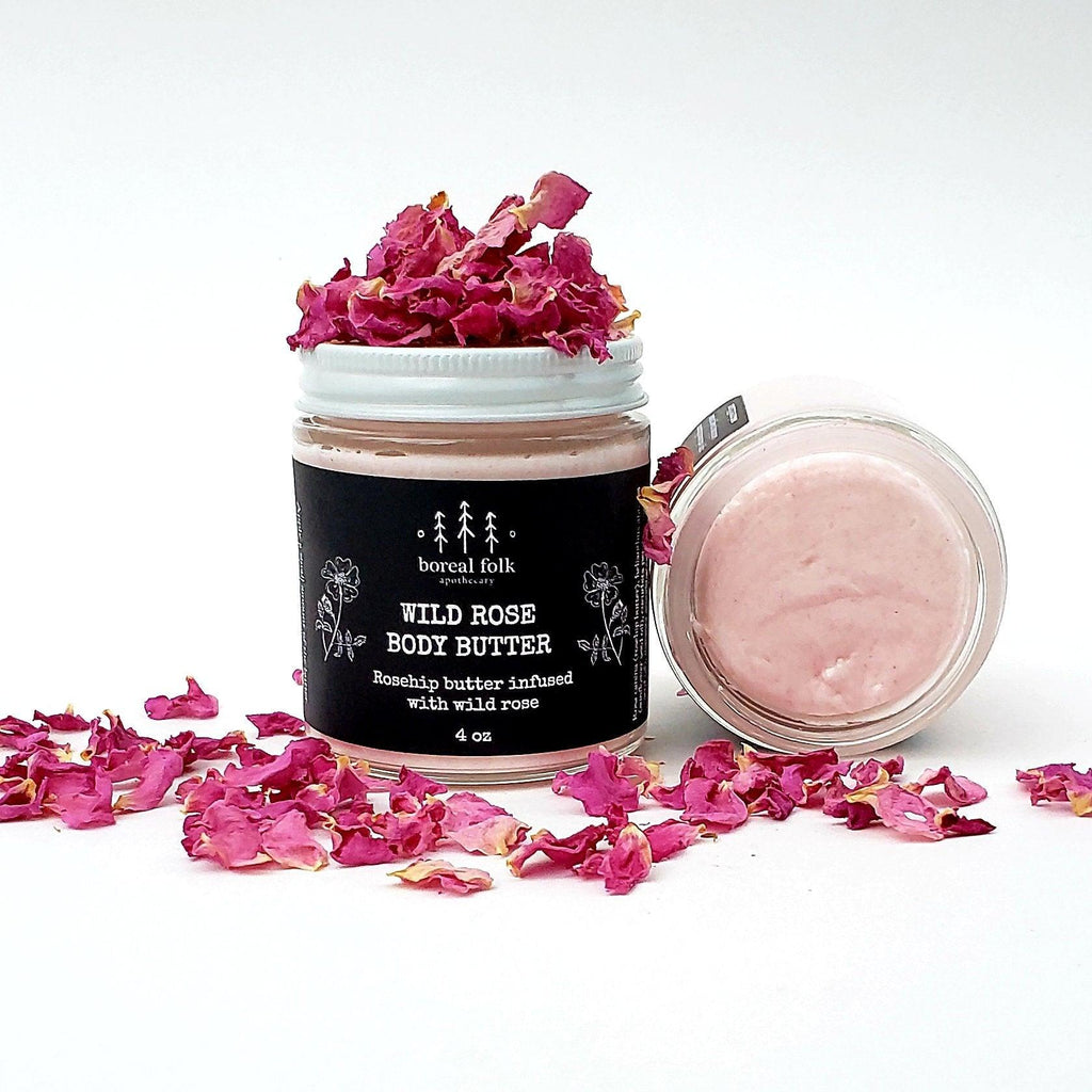 Boreal Folk - Wild Rose Body Butter