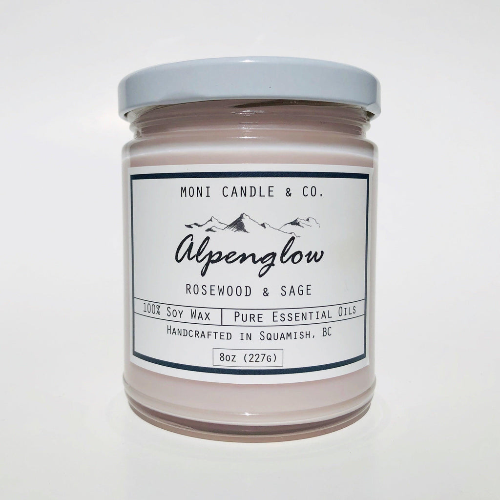 Moni Candle & Co - Alpenglow Candle