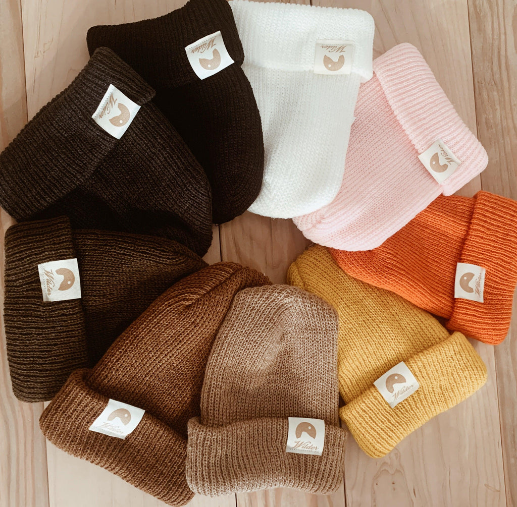 Wilder Collection - Watch Cap Beanie - Various Colours