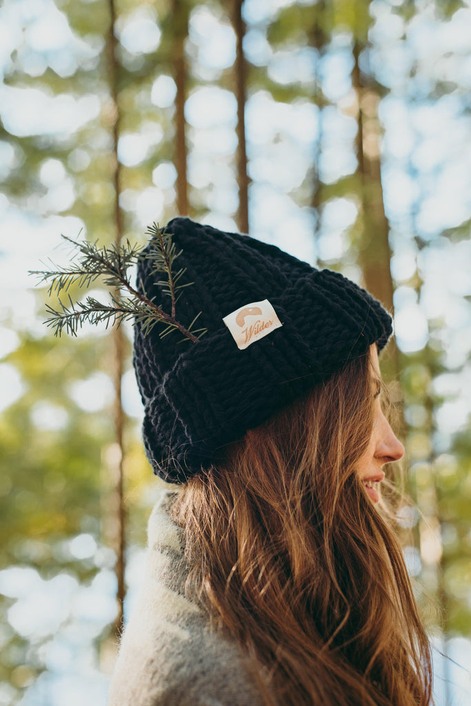 Wilder Collection - Basecamp Beanie - Oatmeal, Yam, Olive, Black