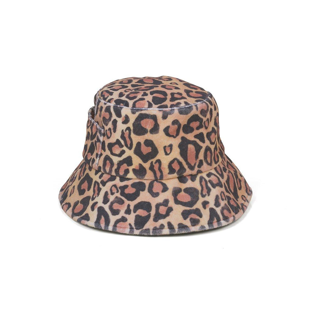 Wave Bucket Hat - Leopard **NOW RE-STOCKED!**