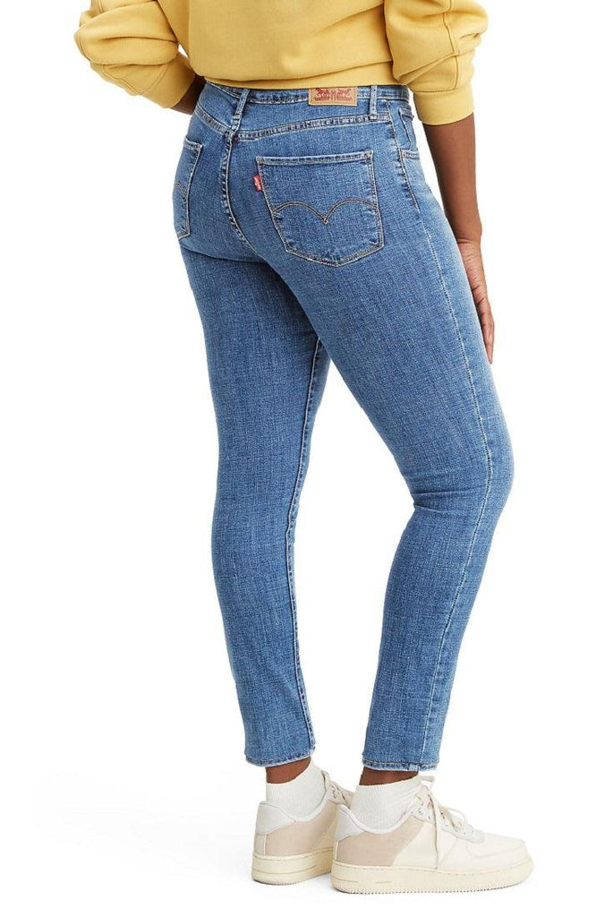 721 High Rise Skinny - Lapis Air