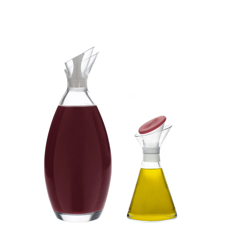 Verte Decanter & Lola Cruet Set