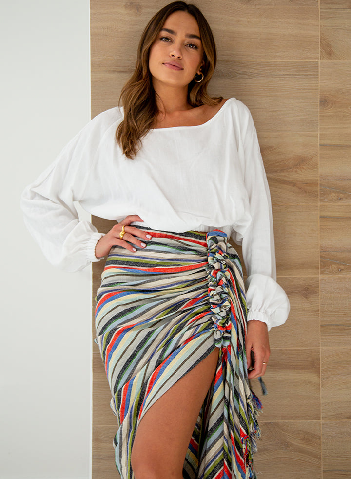 Tulum Multi-Luxe - Bright Stripe
