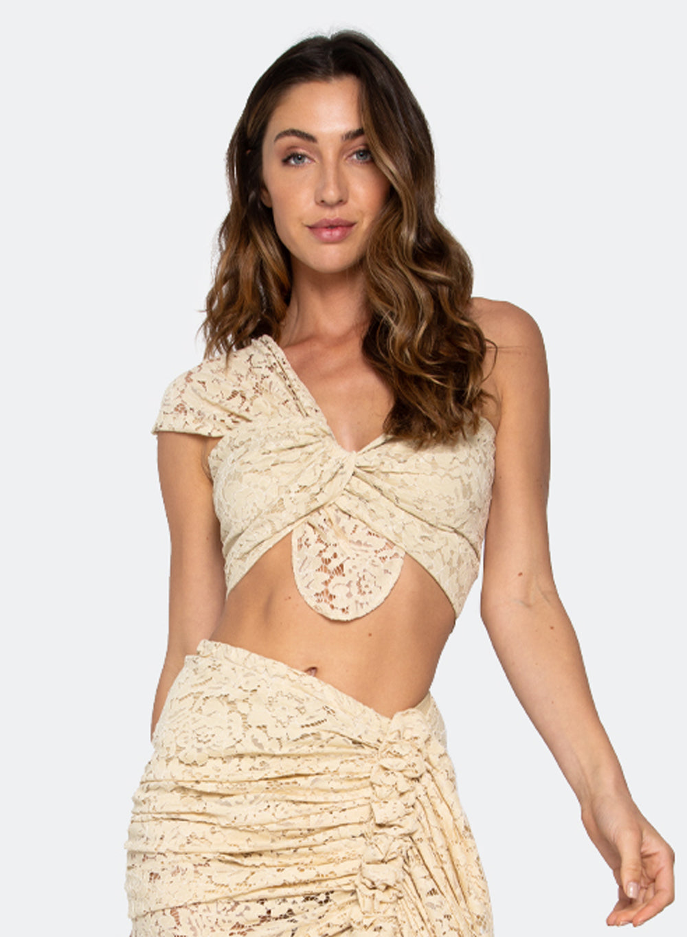 Sol Lace Top