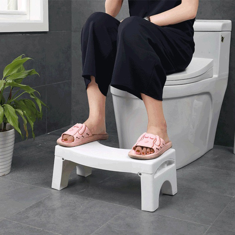 Incredible Folding Toilet Stool Toilet Squat Posture Squirreltailoven Fun Painted Chair Ideas Images Squirreltailovenorg