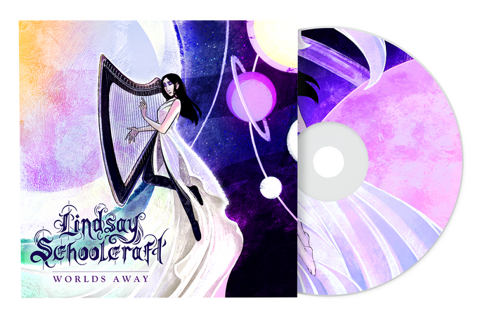 Worlds Away CD Digipak