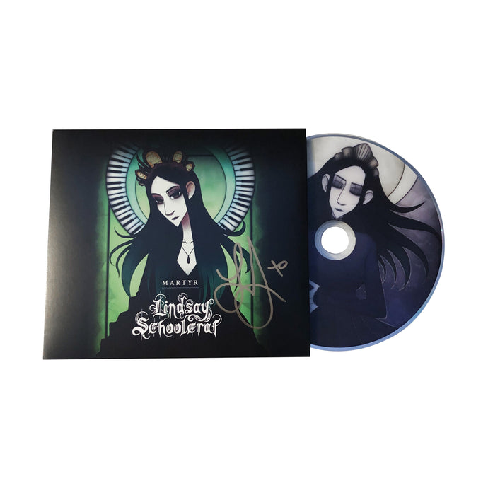 Martyr CD Digipak