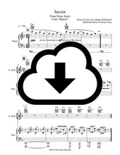 Load image into Gallery viewer, Savior Sheet Music