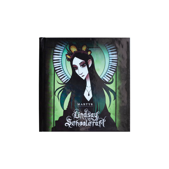 Martyr Storybook Digipak CD (Signed)