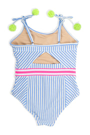 STRIPED PINEAPPLE ONE PIECE