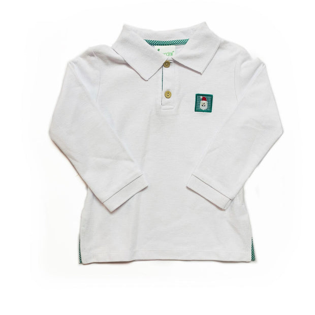SANTA CLAUS POLO SHIRT
