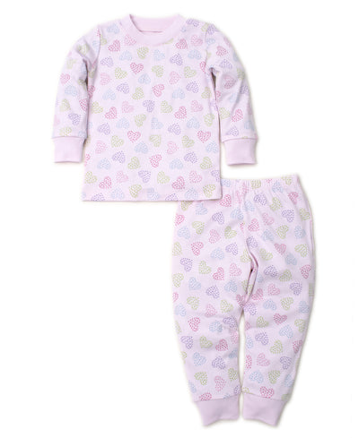SWEETHEARTS PAJAMA SET