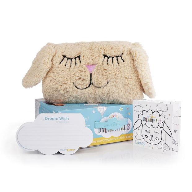 DREAMIMAL DREAM PILLOW - LAMBY