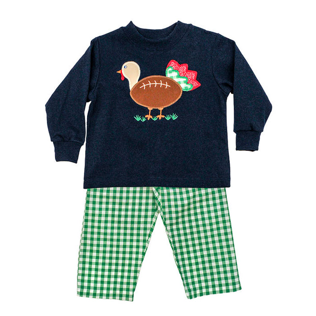 TOUCHDOWN TURKEY PANT SET